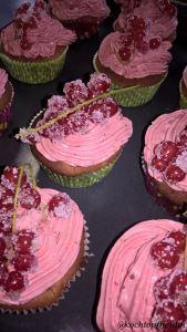 Rotkäppchen Cupcakes II
