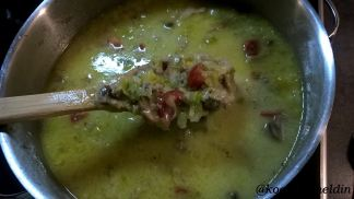 HLK-Suppe I