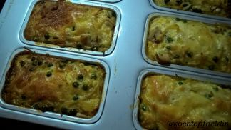 Pasta Muffins III