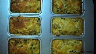 Pasta Muffins IV