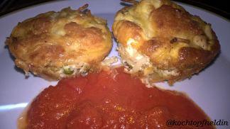 Pasta Muffins V