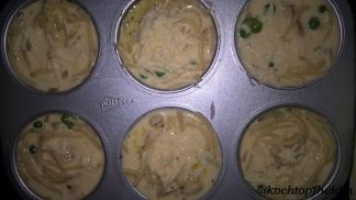 Pasta Muffins VIII